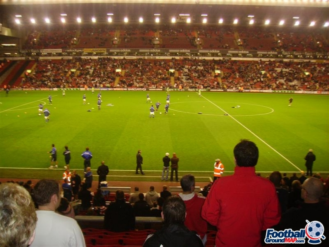 A photo of Anfield uploaded by facebook-user-68255