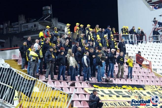 A photo of Antalya Ataturk Stadium uploaded by snej72