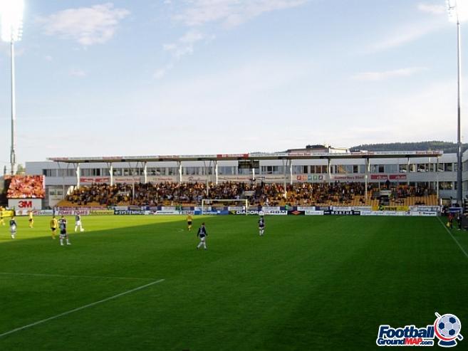 A photo of Arasen Stadion uploaded by khm94