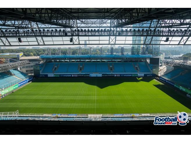 A photo of Arena Khimki uploaded by zotov