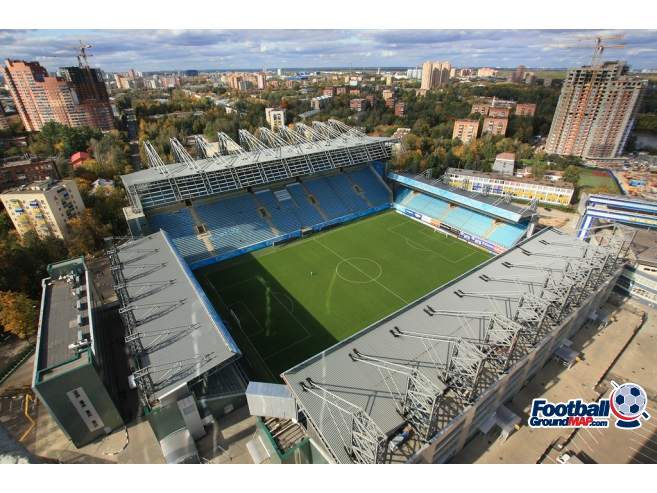 A photo of Arena Khimki uploaded by zotov