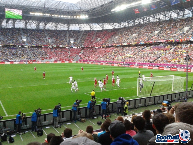 A photo of Arena Lviv uploaded by marcos92uk
