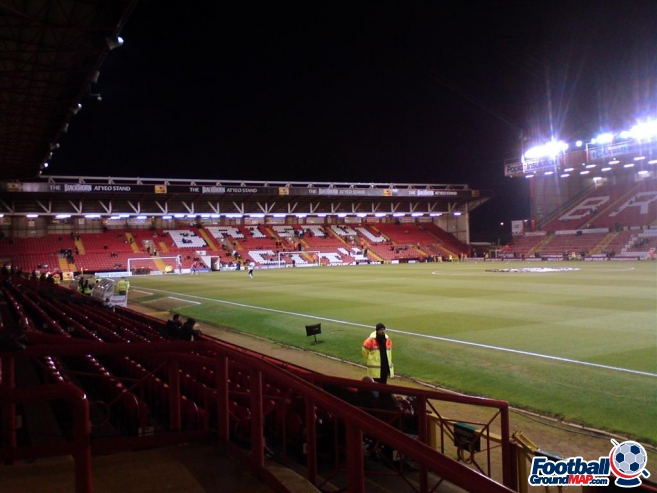 A photo of Ashton Gate uploaded by machacro