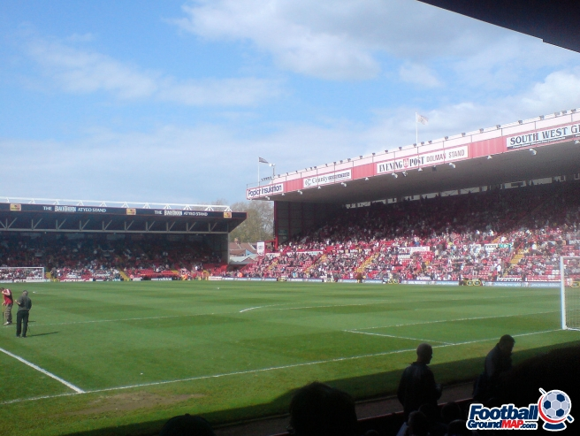 A photo of Ashton Gate uploaded by facebook-user-90651
