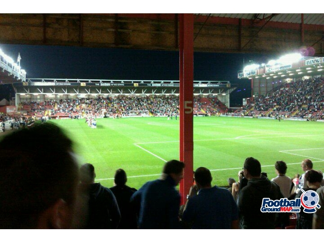 A photo of Ashton Gate uploaded by peter-tucker