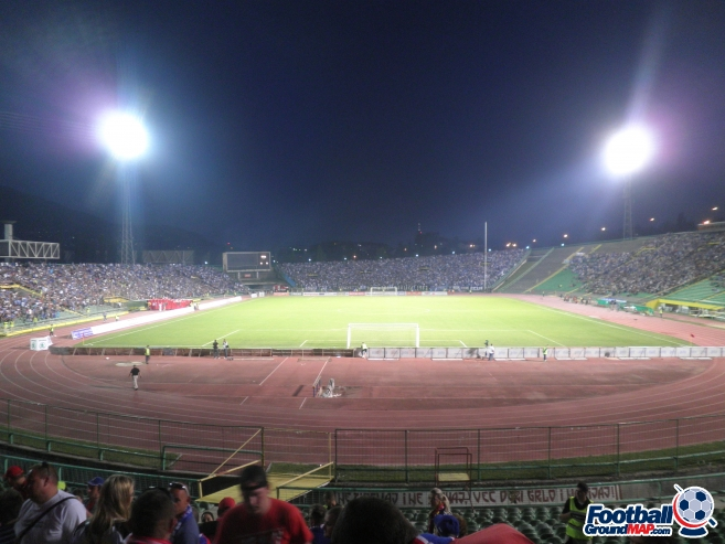 A photo of Asim Ferhatovic Hase Stadium uploaded by 19ws92