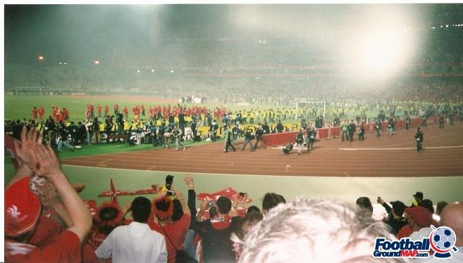 A photo of Ataturk Olympiyat Stadyumu uploaded by robcullington