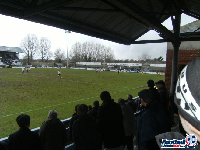 A photo of Avenue Stadium uploaded by soapywright