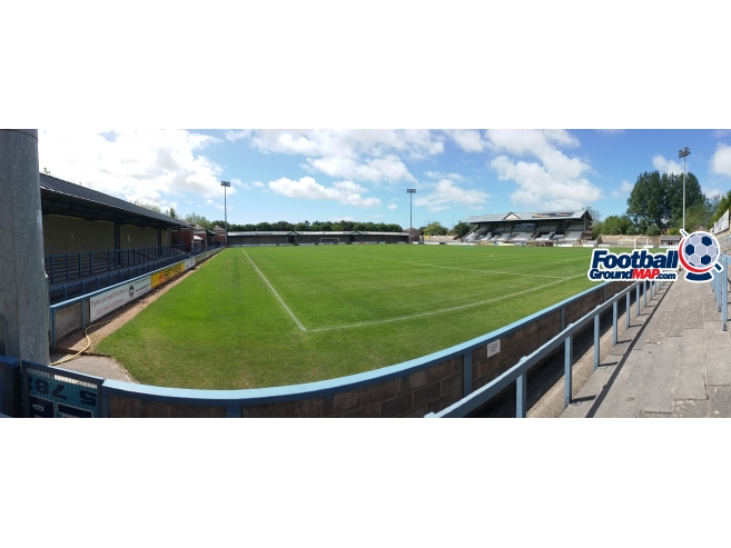 A photo of Avenue Stadium uploaded by johnwickenden