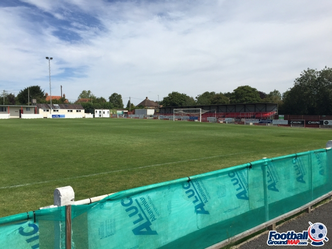 A photo of Badgers Hill (The SpecialEffect Stadium) uploaded by stuff10