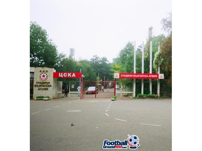 A photo of Balgarska Armiya Stadium uploaded by macrane