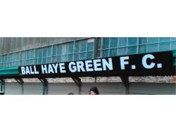 Ball Haye Green