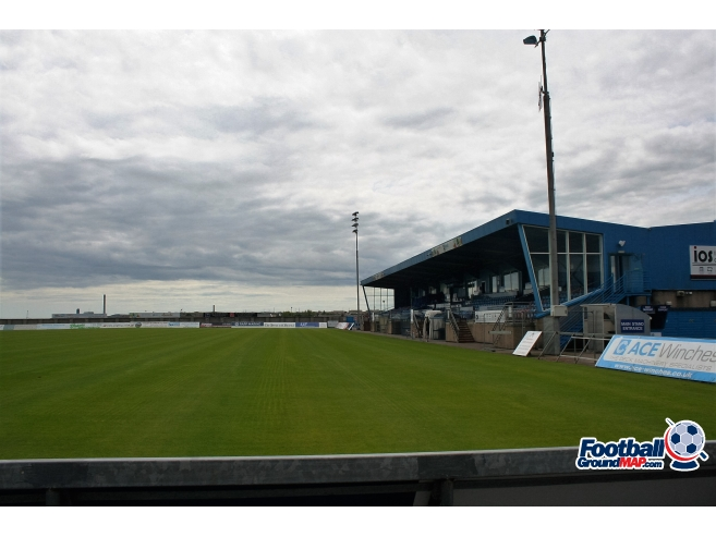A photo of Balmoor Stadium uploaded by johnwickenden