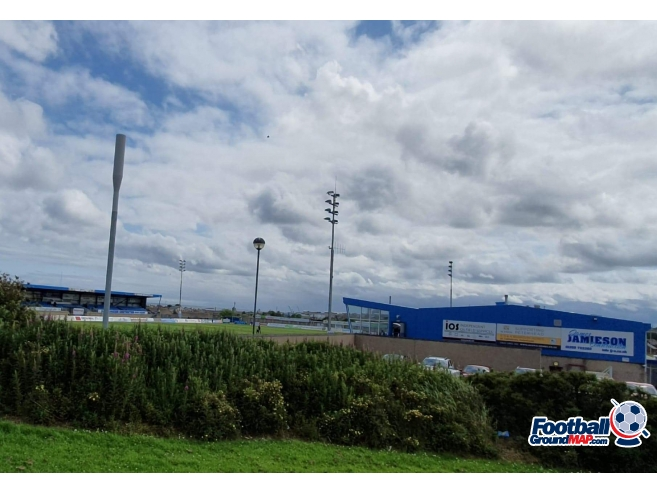 A photo of Balmoor Stadium uploaded by ricey67