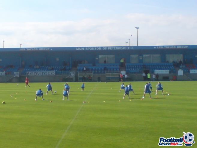 A photo of Balmoor Stadium uploaded by facebook-user-90879