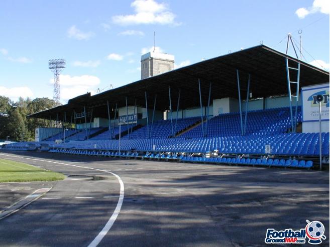 A photo of Baltika Stadium uploaded by zotov