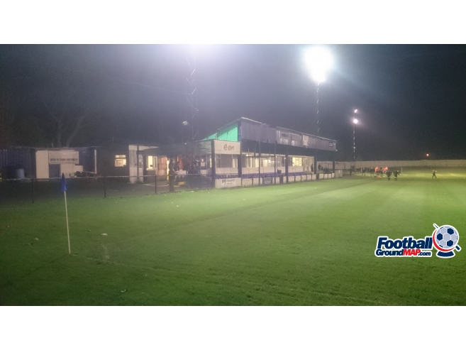 A photo of Barton Stadium uploaded by biscuitman88