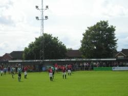 An image of Barton Stadium uploaded by crazynshorty