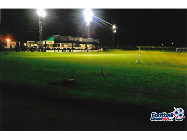 A photo of Barton Stadium uploaded by rampage