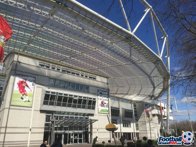 A photo of Bay Arena uploaded by andy-s