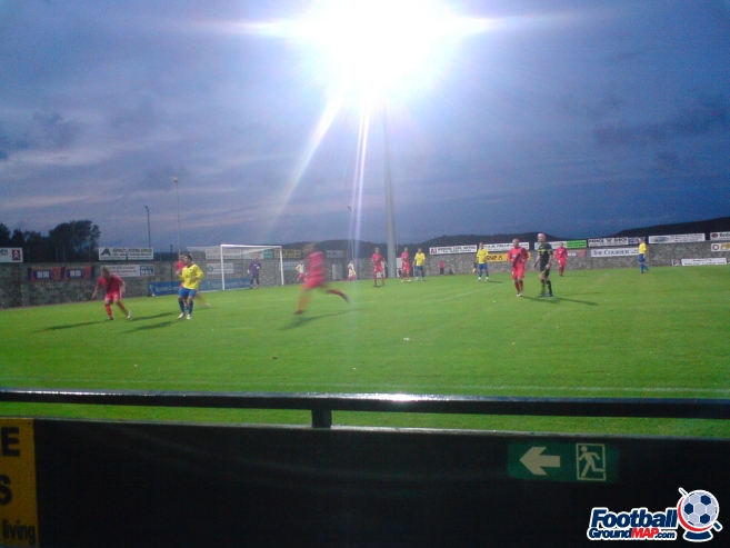 A photo of Bayview Stadium uploaded by bayleypar