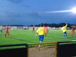 An image of Bayview Stadium uploaded by bayleypar