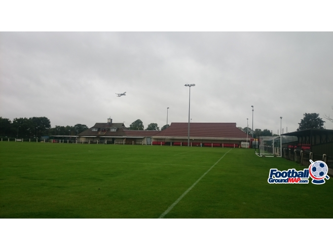A photo of Bedfont Recreation Ground uploaded by biscuitman88