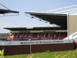 An image of bet365 Stadium (The Britannia Stadium) uploaded by facebook-user-88328