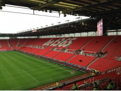 An image of bet365 Stadium (The Britannia Stadium) uploaded by bha52