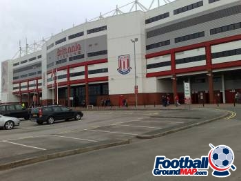 A photo of bet365 Stadium (The Britannia Stadium) uploaded by roverschris