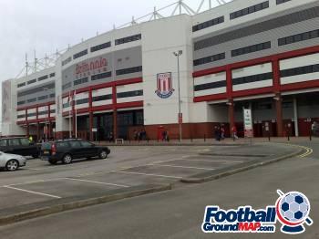A photo of bet365 Stadium (The Britannia Stadium) uploaded by roverschris