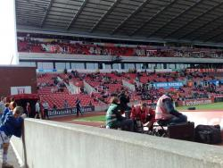 An image of bet365 Stadium (The Britannia Stadium) uploaded by roverschris