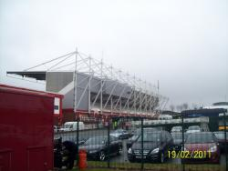 An image of bet365 Stadium (The Britannia Stadium) uploaded by chunk9
