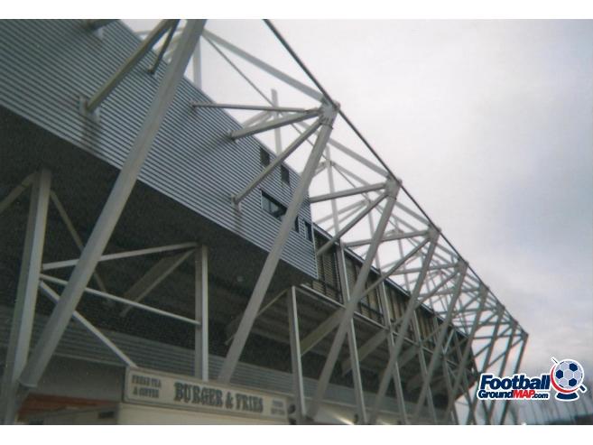 A photo of bet365 Stadium (The Britannia Stadium) uploaded by scot-TFC
