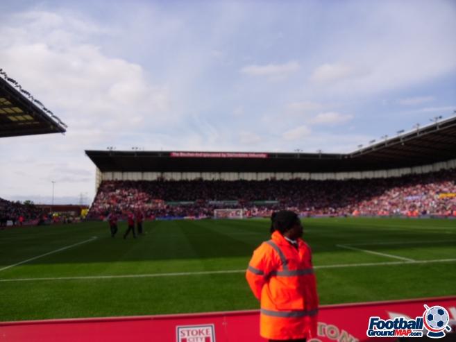 A photo of bet365 Stadium (The Britannia Stadium) uploaded by smithybridge-blue
