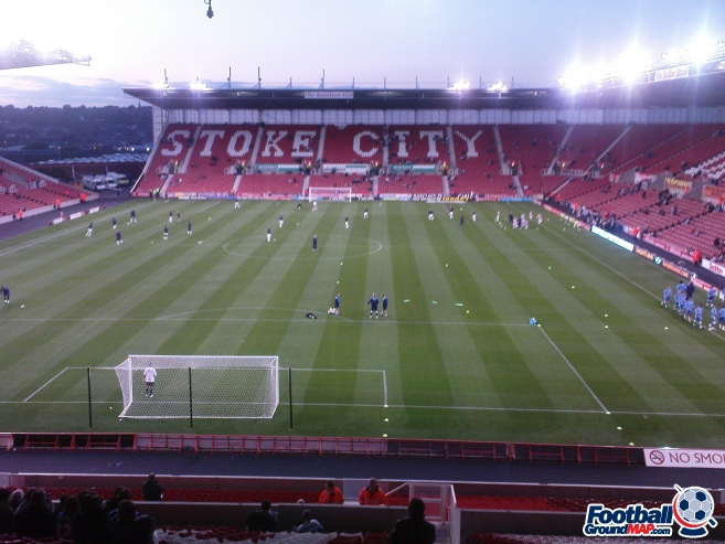 A photo of bet365 Stadium (The Britannia Stadium) uploaded by facebook-user-61865