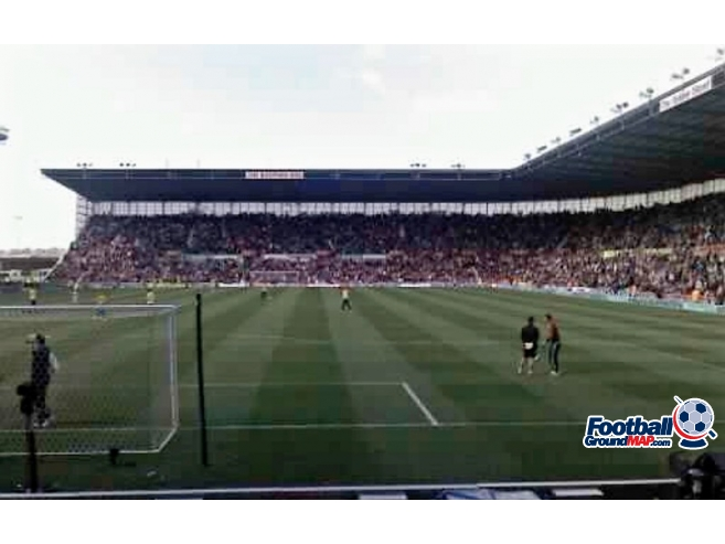 A photo of bet365 Stadium (The Britannia Stadium) uploaded by petrovic80