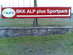 BKK ALP plus Spartpark - Grenzlandstadion