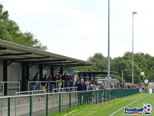 A photo of Blanchard Wells Stadium uploaded by south-of-havant