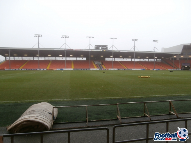 A photo of Bloomfield Road uploaded by trebor