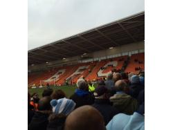 An image of Bloomfield Road uploaded by hccfc87