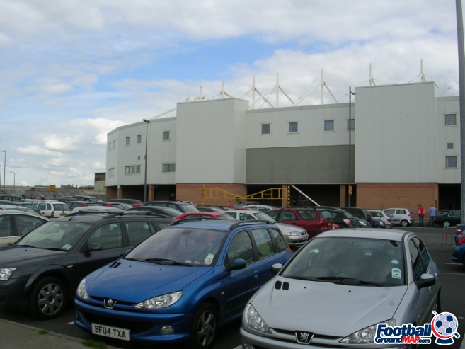 A photo of Bloomfield Road uploaded by stuff10