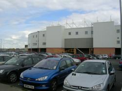 An image of Bloomfield Road uploaded by stuff10