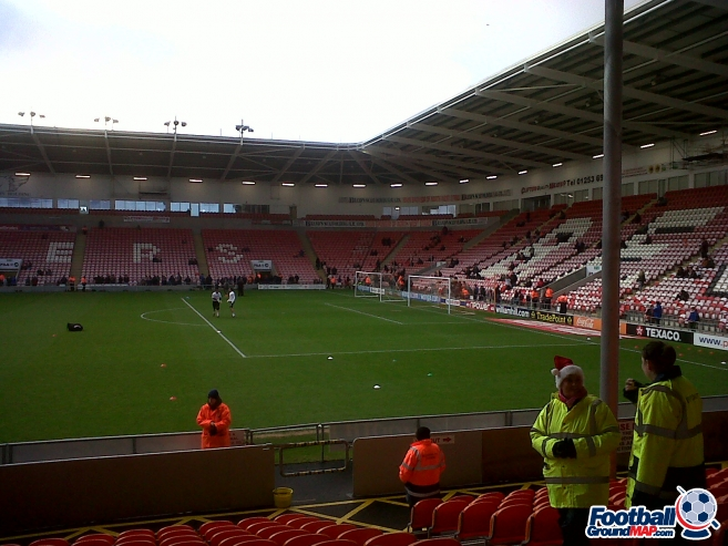 A photo of Bloomfield Road uploaded by nick-allen