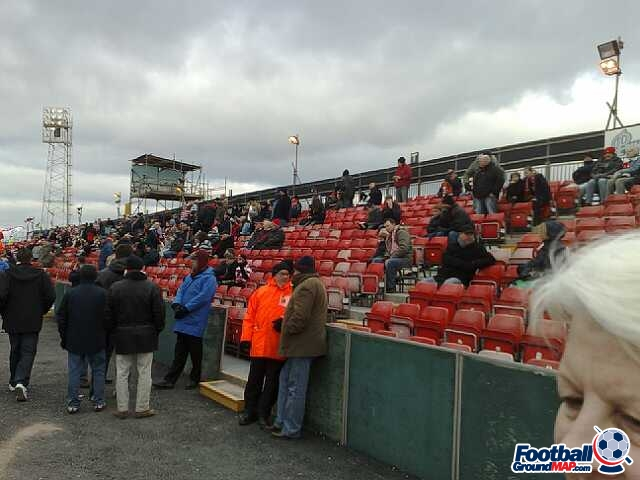 A photo of Bloomfield Road uploaded by facebook-user-70437