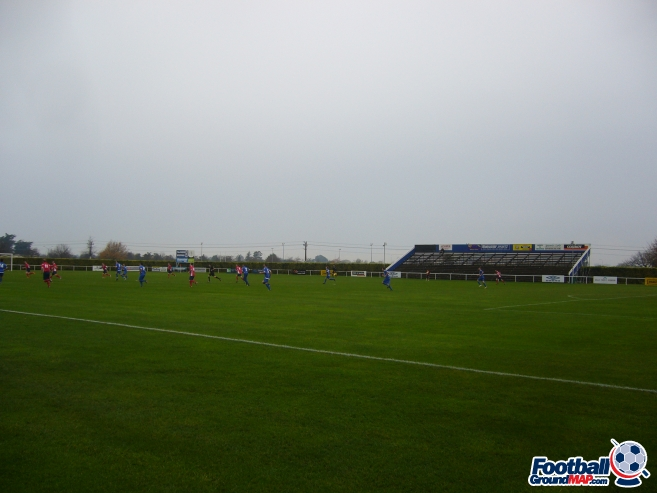 A photo of Bluewater Stadium uploaded by risto1980