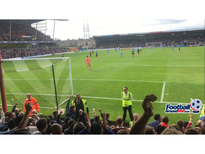 A photo of Blundell Park uploaded by alexcraiggroundhop