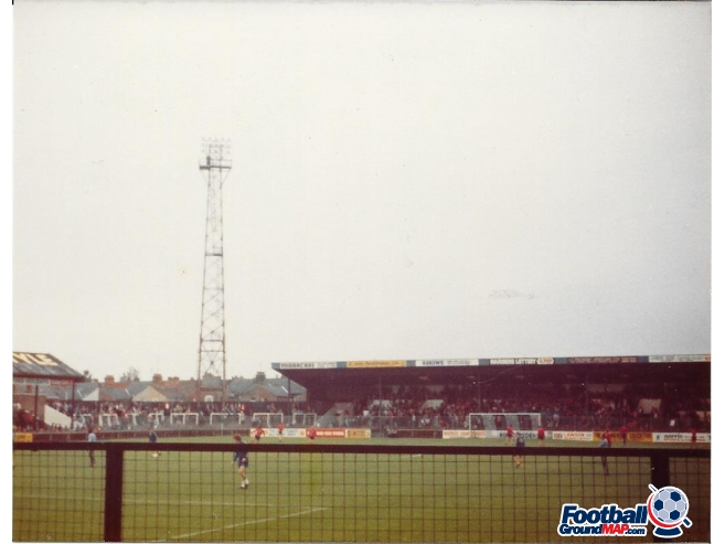 A photo of Blundell Park uploaded by rampage