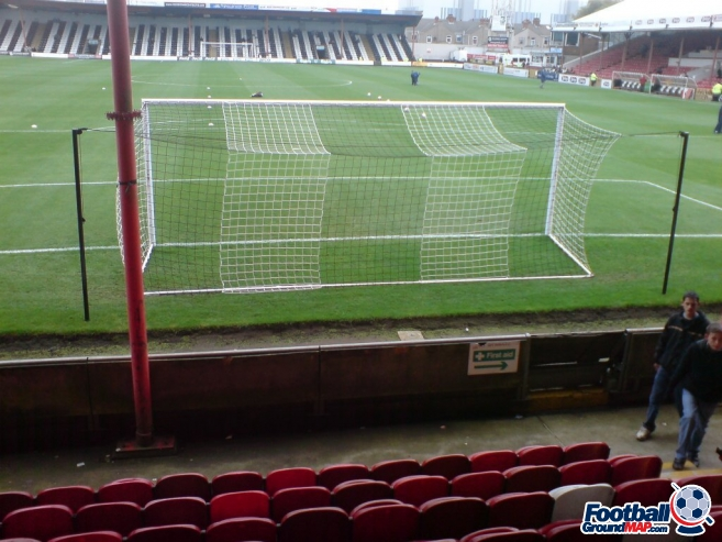 A photo of Blundell Park uploaded by danny-burn
