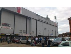 An image of Blundell Park uploaded by biscuitman88